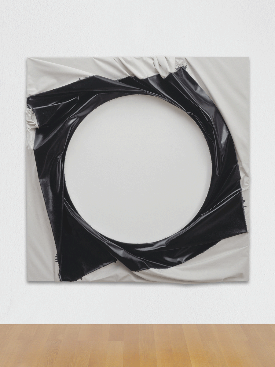 <b>Steven Parrino, Spin-out vortex, 2000</b>