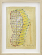 Paul Neagu, Human Foot, 1969, Kunstmuseum Liechtenstein, Vaduz © The Paul Neagu Estate / 2021, ProLitteris, Zürich